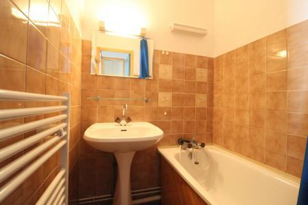 Vacances en montagne Appartement 2 pièces 4 personnes (014) - Résidence Burel - Val Cenis - Salle de bains