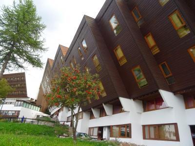 Location au ski Residence Cachette - Les Arcs - Extérieur été
