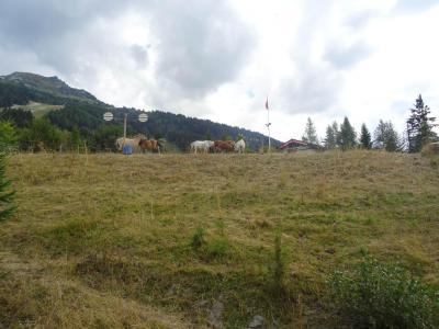 Vacances en montagne Appartement 2 pièces 4 personnes (729R) - Résidence Cachette - Les Arcs - Extérieur été