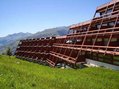 Vacances en montagne Résidence Cachette - Les Arcs - Extérieur été