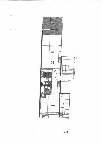 Vacances en montagne Appartement 3 pièces 7 personnes (CAC756R) - Résidence Cachette - Les Arcs - Plan