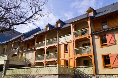 Rent in ski resort Résidence Cami Real - Saint Lary Soulan - Summer outside
