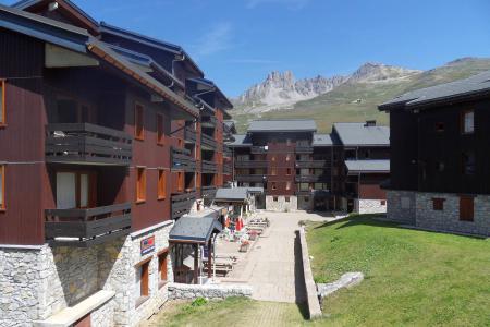 Location au ski Résidence Candide - Méribel-Mottaret - Extérieur été