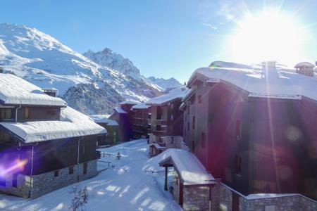 Vacances en montagne Appartement 1 pièces 4 personnes (B07) - Résidence Candide - Méribel-Mottaret