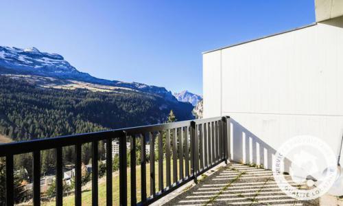 Wakacje w górach Apartament 2 pokojowy 6 osób (Confort 48m²-3) - Résidence Capricorne - Maeva Home - Flaine - Na zewnątrz latem