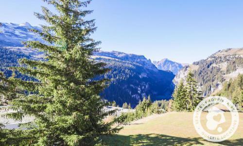 Wakacje w górach Studio 4 osoby (Budget 30m²-1) - Résidence Capricorne - Maeva Home - Flaine - Na zewnątrz latem