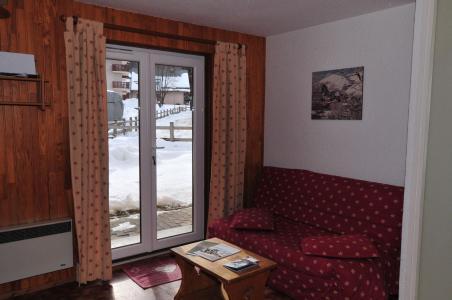 Wakacje w górach Studio 4 osoby (2) - Résidence Carène - Valloire
