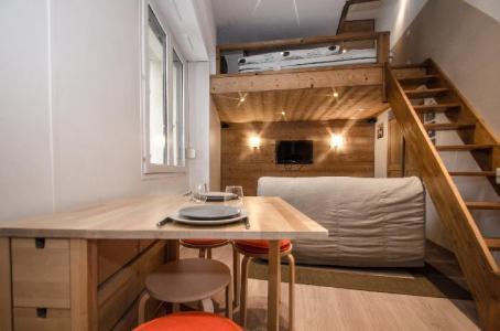 Vacances en montagne Studio 4 personnes (Aspen) - Résidence Carlton - Kira - Chamonix