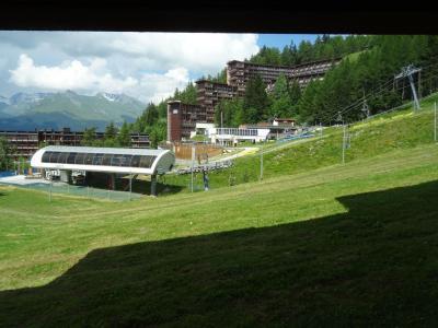 Location au ski Studio 2 personnes (541) - Residence Cascade - Les Arcs - Extérieur été