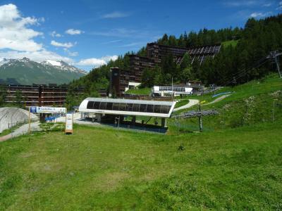 Vacances en montagne Studio cabine 4 personnes (556) - Résidence Cascade - Les Arcs