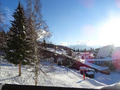 Vacances en montagne Studio coin montagne 4 personnes (654) - Résidence Cascade - Les Arcs