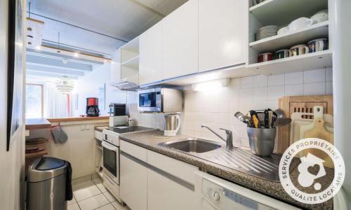 Wakacje w górach Apartament 3 pokojowy 8 osób (Confort 60m²-2) - Résidence Cassiopée - Maeva Home - Flaine - Na zewnątrz latem