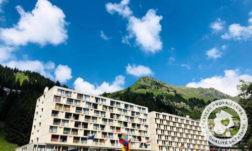 Wakacje w górach Résidence Cassiopée - Maeva Home - Flaine - Na zewnątrz latem