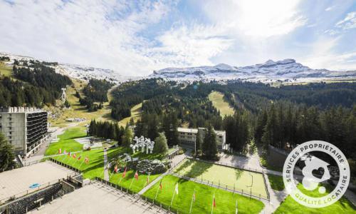 Wakacje w górach Studio z alkową 4 osoby (Confort 36m²-7) - Résidence Cassiopée - Maeva Particuliers - Flaine