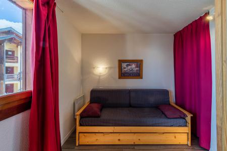 Holiday in mountain resort Résidence Castor et Pollux - Risoul - Bed-settee