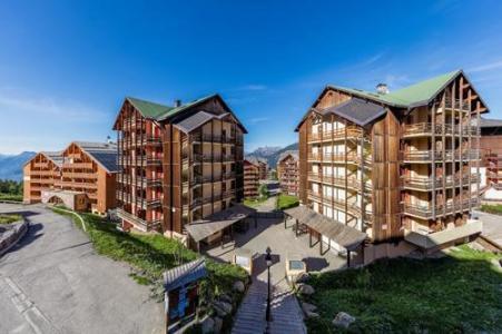 Location au ski Residence Castor Et Pollux - Risoul - Extérieur été