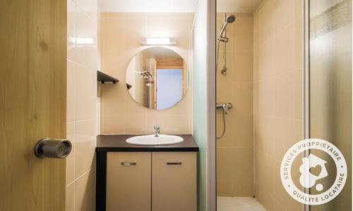 Wakacje w górach Apartament 2 pokojowy 6 osób (Confort 36m²-1) - Résidence Castor - Maeva Home - Flaine - Na zewnątrz latem