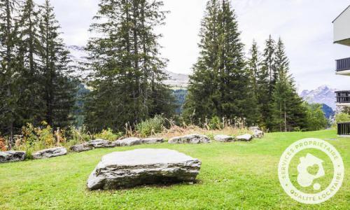 Wakacje w górach Studio 4 osoby (Confort 25m²) - Résidence Castor - Maeva Home - Flaine - Na zewnątrz latem