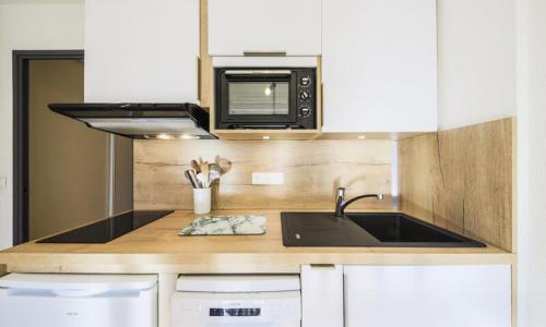 Wakacje w górach Apartament 2 pokojowy 6 osób (Confort 36m²-1) - Résidence Castor - Maeva Particuliers - Flaine