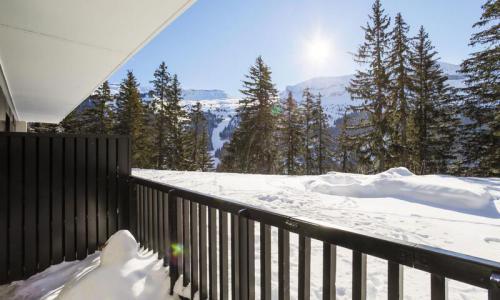 Wakacje w górach Studio 4 osoby (Confort 25m²-0) - Résidence Castor - Maeva Particuliers - Flaine
