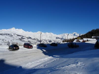 Vacances en montagne Résidence Castors - Peisey-Vallandry