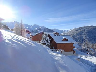 Location au ski Appartement 3 pièces 6 personnes (03) - Residence Castors - Peisey-Vallandry - Extérieur été