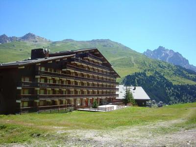Vacances en montagne Appartement 2 pièces 4 personnes (031) - Résidence Cembros - Méribel-Mottaret