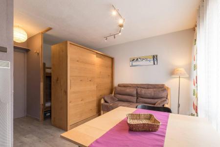 Vacances en montagne Studio mezzanine 3 personnes (210) - Résidence Central Parc 1b - Serre Chevalier
