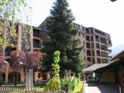 Vacances en montagne Studio coin montagne 3 personnes (102) - Résidence Central Parc 3 - Serre Chevalier