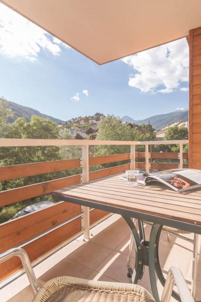 Vacances en montagne Appartement 2 pièces 4 personnes (22) - Résidence Central Parc Neige A - Serre Chevalier