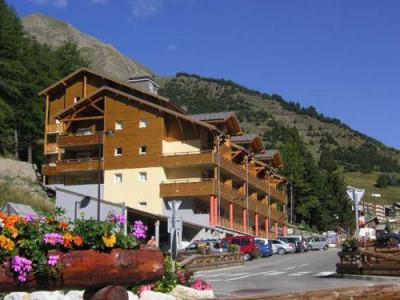 Location Val d'Allos : Residence Central Park Labellemontagne été
