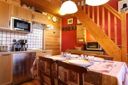 Holiday in mountain resort 2 room apartment 4 people (CST24) - Résidence Central Station - Montgenèvre - Kitchenette