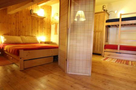 Holiday in mountain resort 2 room apartment 4 people (CST24) - Résidence Central Station - Montgenèvre - Mezzanine