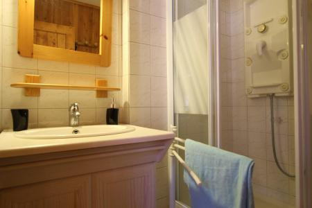 Holiday in mountain resort 2 room apartment 4 people (CST24) - Résidence Central Station - Montgenèvre - Shower