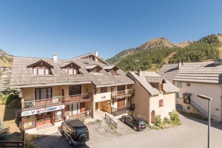 Vacances en montagne Studio coin montagne 4 personnes (LOD16) - Résidence Central Station - Montgenèvre