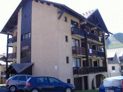 Location au ski Residence Central Station - Montgenèvre - Extérieur été