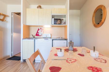 Vacances en montagne Studio coin montagne 4 personnes (GIOV25) - Résidence Central Station - Montgenèvre - Logement