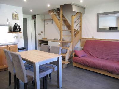 Vacances en montagne Appartement duplex 3 pièces 6 personnes (418) - Résidence Cervin - La Plagne - Séjour