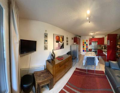 Wakacje w górach Apartament 2 pokojowy 4 osób (389) - Résidence Césier - Risoul
