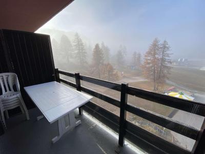 Wakacje w górach Apartament 2 pokojowy 4 osób (411) - Résidence Césier - Risoul - Balkon