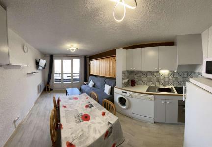 Wakacje w górach Apartament 2 pokojowy 4 osób (411) - Résidence Césier - Risoul - Jadalnia