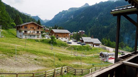 Alquiler Valfréjus : Résidence Chalet Club verano