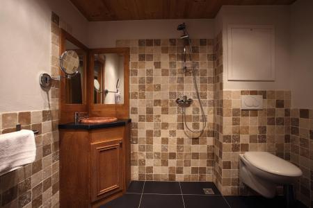 Urlaub in den Bergen Résidence Chalet des Neiges Cîme des Arcs - Les Arcs - Badezimmer