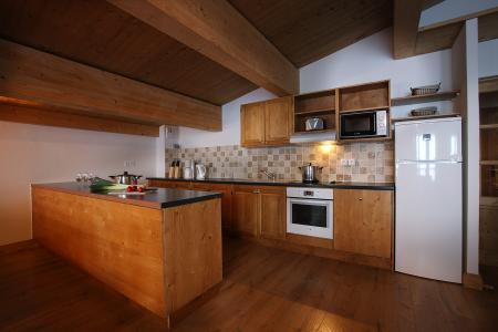 Urlaub in den Bergen Résidence Chalet des Neiges Cîme des Arcs - Les Arcs - Küche