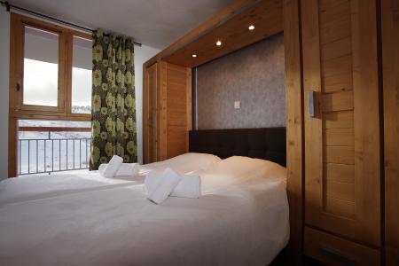 Urlaub in den Bergen Résidence Chalet des Neiges Cîme des Arcs - Les Arcs - Schlafzimmer