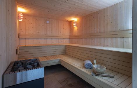 Vacances en montagne Résidence Chalet des Neiges Daria-I Nor - Alpe d'Huez - Sauna