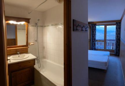Vakantie in de bergen Chalet 13 kamers 24 personen (Bonhomme) - Résidence Chalet des Neiges Hermine - Val Thorens - Kamer