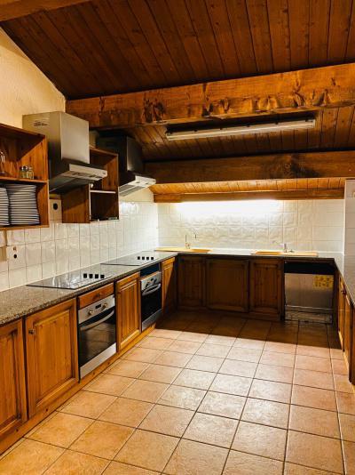 Vacances en montagne Chalet 13 pièces 24 personnes (Bonhomme) - Résidence Chalet des Neiges Hermine - Val Thorens - Cuisine