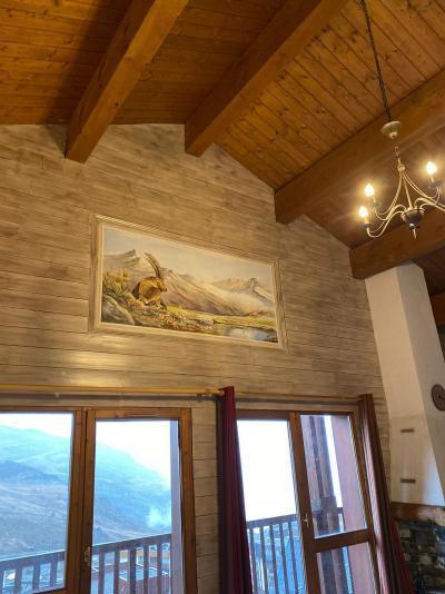 Vacances en montagne Chalet 13 pièces 24 personnes (Bonhomme) - Résidence Chalet des Neiges Hermine - Val Thorens - Séjour