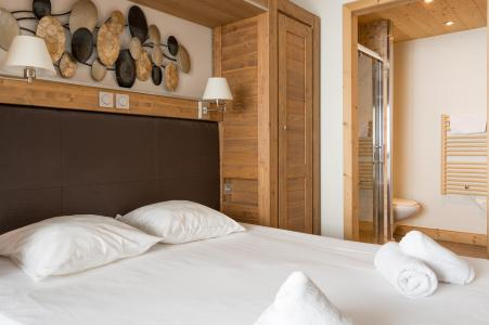 Holiday in mountain resort Résidence Chalet des Neiges Koh-I Nor - Val Thorens - Accommodation